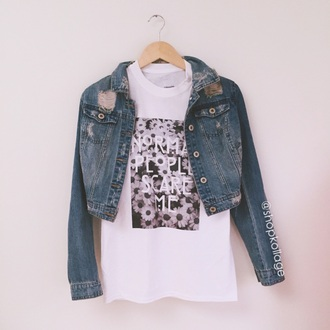 shirt daisy floral t-shirt graphic tee fashion top