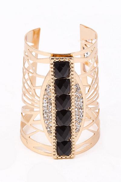 Color Cuff Bracelet