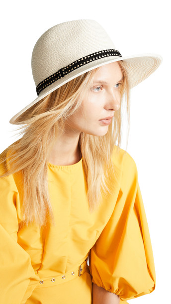 Eugenia Kim Courtney Hat in ivory