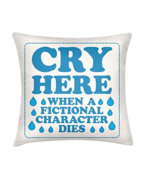 jewels cry sad grey's anatomy dexter pillow girly wishlist quote on it pillow hat dorm room