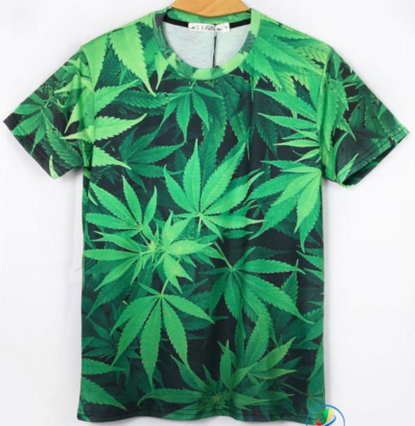 shirt t-shirt weed shirt weed print edit tags