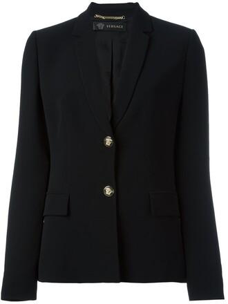 blazer classic black jacket