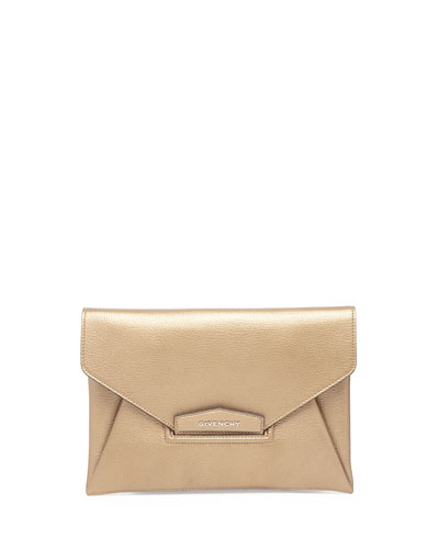 Givenchy envelope clutch at neiman marcus