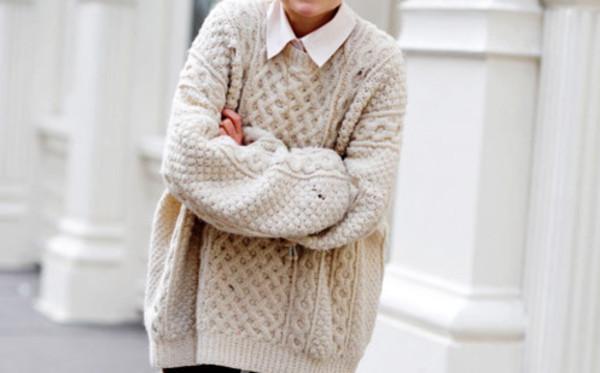 sweater comfy winter sweater oversized sweater winter sweater warm streetwear