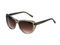 Olive brown cateye frame sunglasses (limited edition)