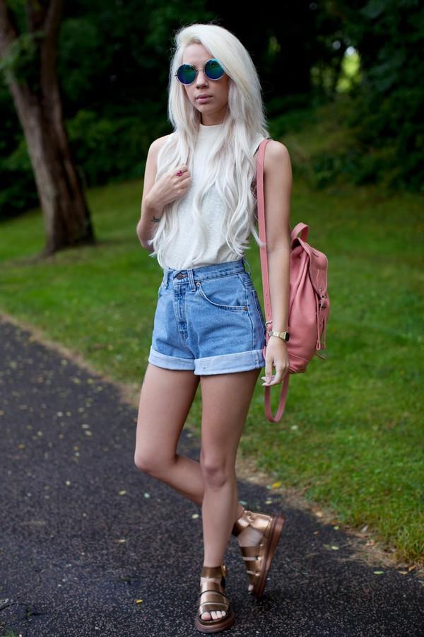 leanne lim walker sunglasses top shoes jewels