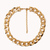 Statement-Making Curb Chain Necklace | FOREVER21 - 1079877504