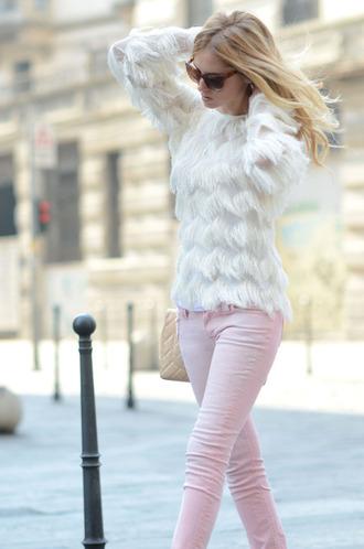 top fringes white top white chiara ferragni chiara blogger streetwear streetstyle fringed top white fringe
