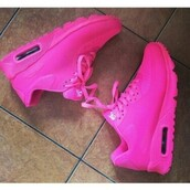 shoes,pastel pink,baby pink,air max,nike airs,noke air max 90,trainers