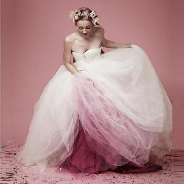 d52534d282 skirt cc bridal pink dress pink tulle dress pink skirt tulle skirt long tulle  skirt custom made