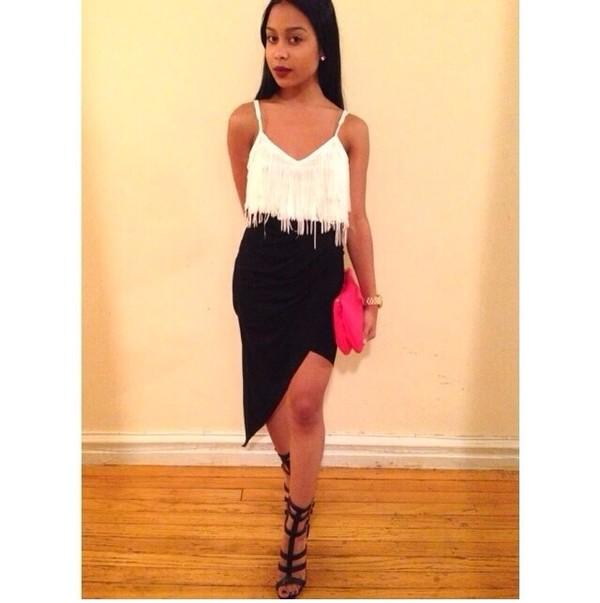 shoes heels high heels black high heels skirt
