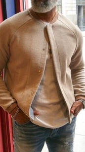 jacket,nude,tan,cashmere wool,bomber jacket,brown,cashmere in style
