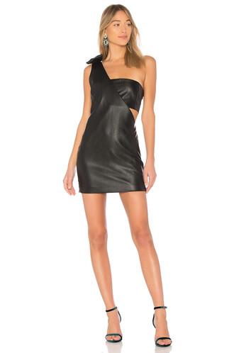 dress leather dress leather black