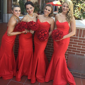 dress,red,maxi,long,mermaid,prom,bride,red dress,maxi dress,long dress,mermaid prom dress,prom dress,bridesmaid,gorgeous,gorgeous dress,flowers,friends,sexy,cute,amazing,lovely,beautiful,princess dress,princess