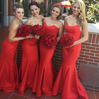 dress red maxi long mermaid prom bride red dress maxi dress long dress mermaid prom dress prom dress bridesmaid gorgeous gorgeous dress flowers friends sexy cute amazing lovely beautiful princess dress princess