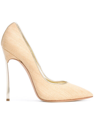 women leather nude cotton shoes