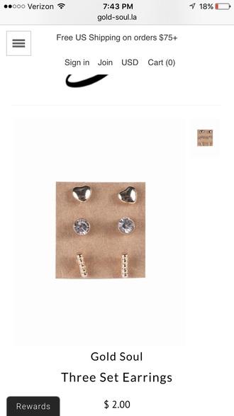 jewels earrings jewelry accessories
