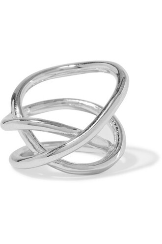 ring silver jewels