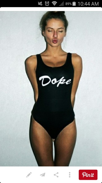 swimwear colorful cool one piece swimsuit