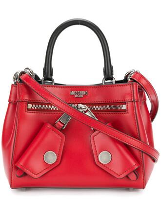 mini women bag mini bag leather red