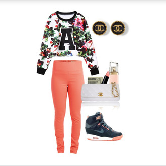nike air peach shoes earrings purse handbag college chanel nike perfecto perfect floral black friday cyber monday