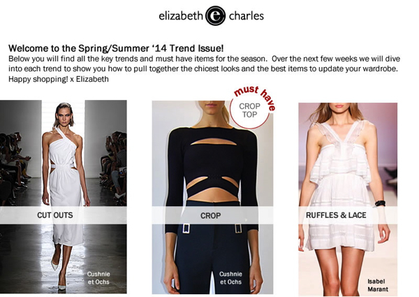 elizabeth charles, high end, fashion boutique, san francisco, isabel marant, kenzo, carven