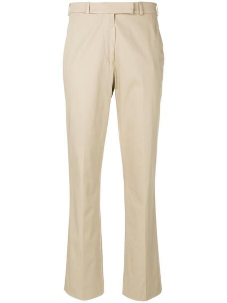 high women spandex nude cotton pants
