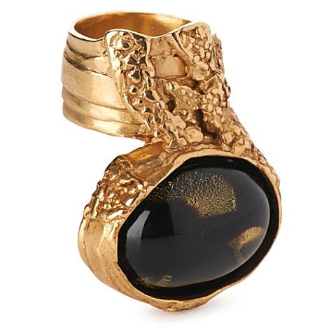 244656d80ba Arty oval glass ring - YVES SAINT LAURENT - Jewellery - Accessories -  Womenswear - Selfridges | Shop Online