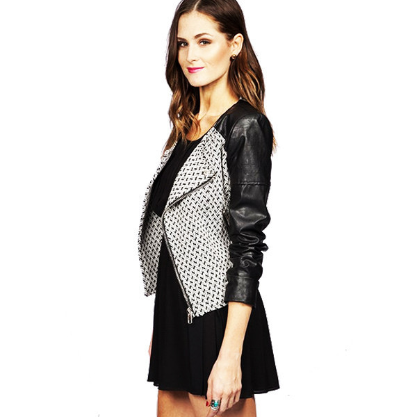 jacket michelle moto leather vanity row dress to kill style chic cropped jacket makeup table