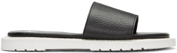 Dr. Martens sandals black shoes