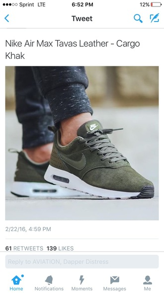 shoes sneakers nike nike sneakers khaki