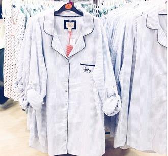 pajamas shirt sleep sleepshirt sleep shirt sleepwear primark
