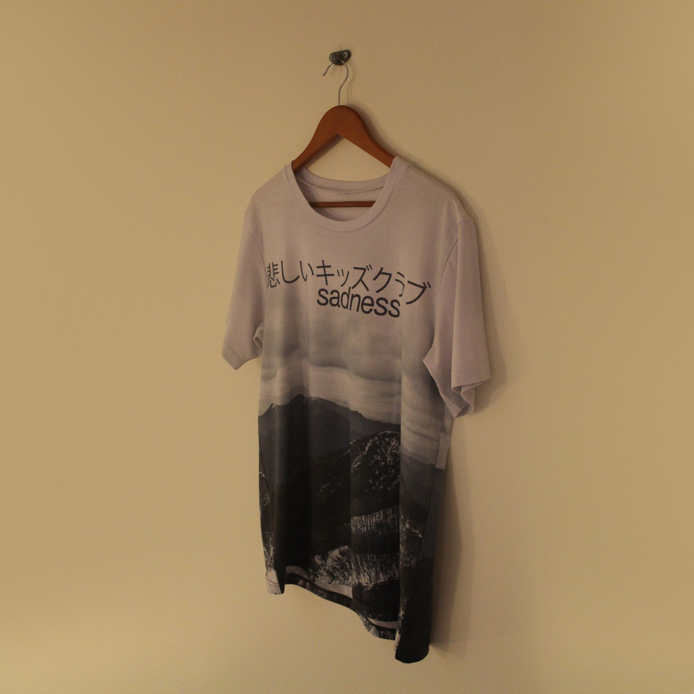 The Sadness Tee / Cool Shirtz