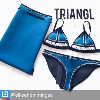 swimwear triangle bikini