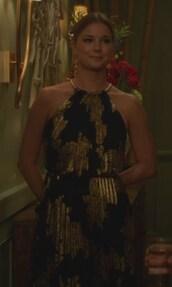 dress,revenge,gown,emily vancamp,emily thorne,amanda clark