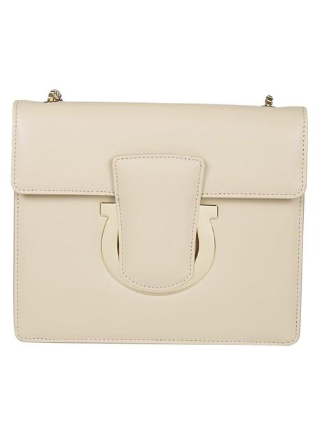 Salvatore Ferragamo bag shoulder bag beige