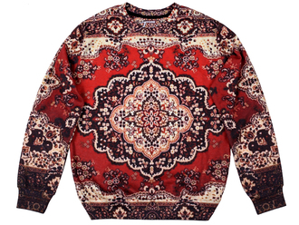 sweater printed sweater sweatshirt full print sweater funny sweater cool sweater carpet carpet sweater carpet sweatshirt pullover carpet print winter sweater fall sweater