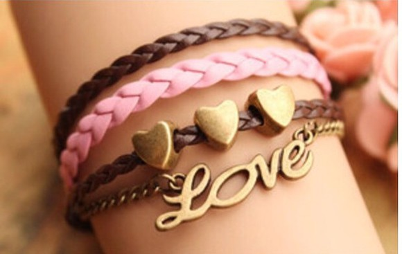 hearts jewels
