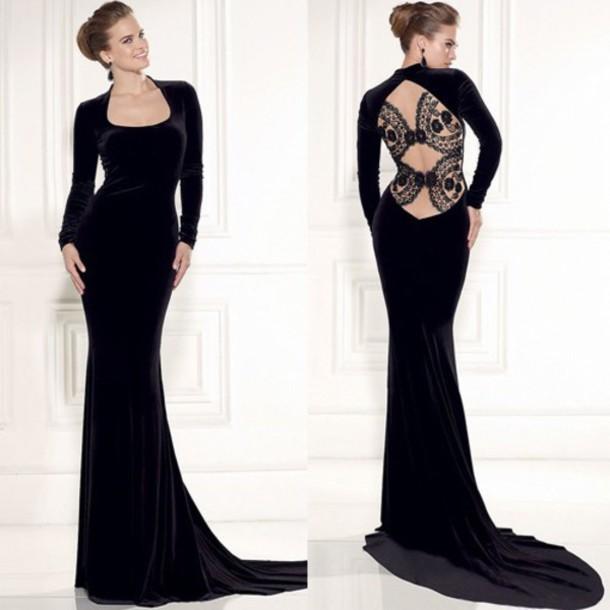 Dress Clothes Sexy Dress Backless Dress Formal Dress Classy
