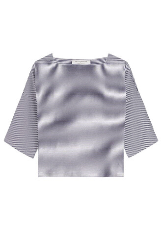 top cotton stripes