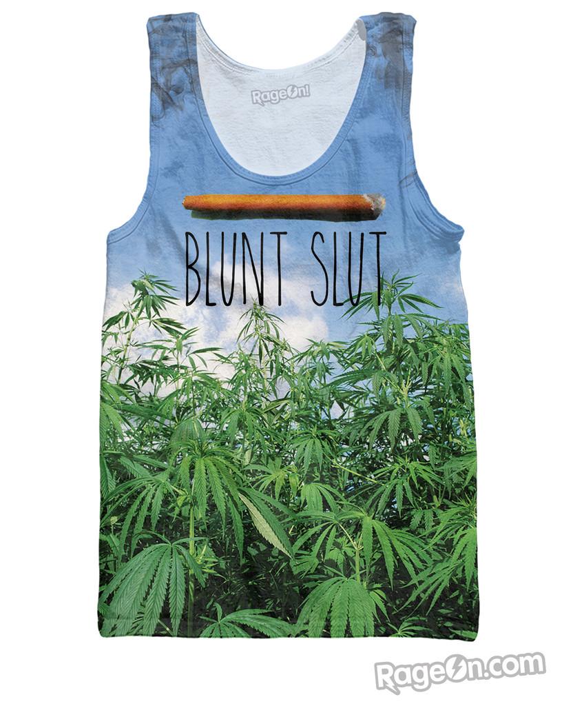 Blunt Slut V2 Tank Top