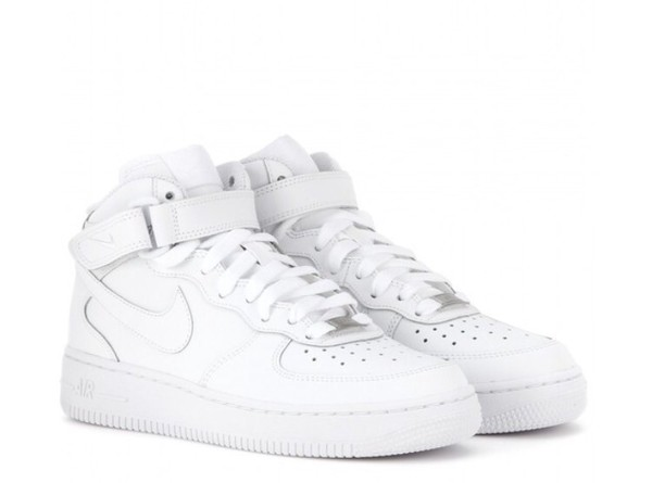 Hot 2015 New Classic Sneakers All White Air For