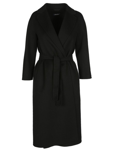 Max Mara Studio coat black