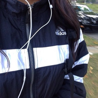 jacket windbreaker adidas