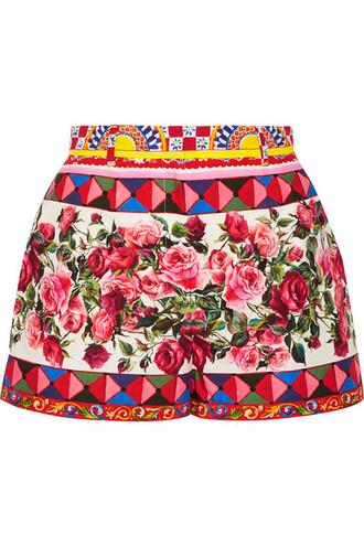 shorts pastel cotton pink pastel pink