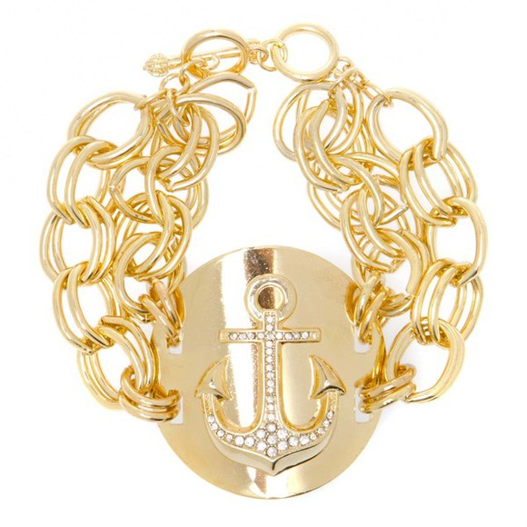 jewels anchor anchor bracelet
