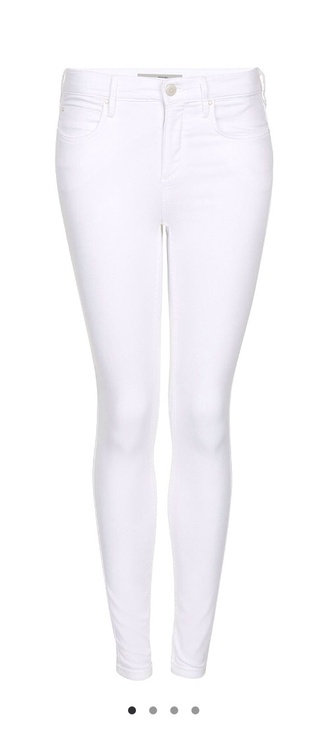 jeans white topshop
