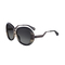 Odette round frame sunglasses | accessories by dvf