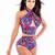 The Daisy Dukes Swimsuit| High waist swimsuit| Swimsuit | Retro - theeboutiqueshop