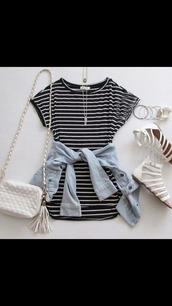dress,striped dress,teenagers,urban,short sleeve,t-shirt dress